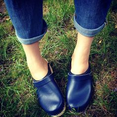 Since I was on @BBCWomansHour last month with @lottasclogs I've been dreaming about my own pair  #thedailyshoe