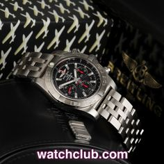 """Breitling Chronomat Limited Edition - """"In-House Movement"""" REF: AB011110/BA50 