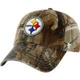 Pittsburgh Steelers Camo Hats