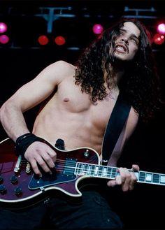 Chris Cornell #music #grunge #soundgarden #audioslave