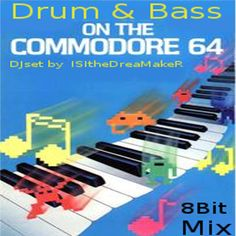 """Check out """"Live Mini DJSet Drum & Bass with 2 commodore64 and 1 mixer (8-bit-Mix DnB )"""" by ISItheDreaMakeR 8*Bit*Mix on Mixcloud #edm #drum&bass #chiptune"""