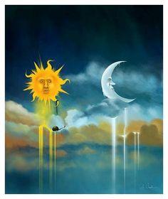 ☼ Sun & Moon ☾
