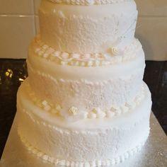 Used Wedding cake