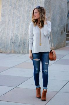 Impressive -> Casual Tops For Work #cool