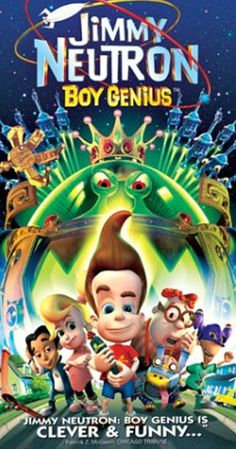 Directed by John A. Davis.  With Debi Derryberry, Rob Paulsen, Megan Cavanagh, Mark DeCarlo. An eight year-old boy genius and his friends must rescue their parents after the adults are abducted by aliens.
