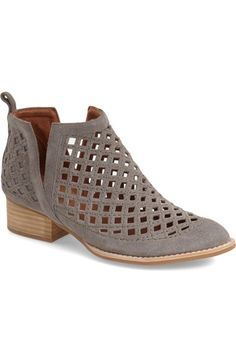 Jeffrey Campbell 'Taggart' Cutout Bootie (Women) available at #Nordstrom - so cute!