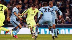Manchester City FC 1-2 FC Barcelona | FC Barcelona