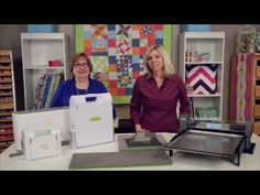 In this quilting tutorial, you will learn how to decide which AccuQuilt fabric cutter, GO! Baby, GO!, GO! Big Electric or Studio 2, is the best for you.