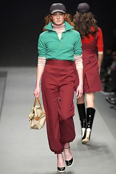 Miu Miu Fall 2002 Ready-to-Wear - Collection - Gallery - Look 1 - Style.com
