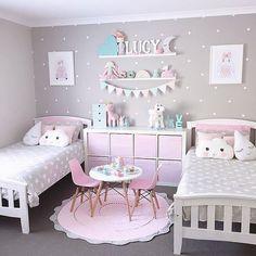 Boa Noite   Via @decorekidsbaby . . #Repost @decorekidsbaby Inspiração para duas irmãs  #Repost @my_home_14 So in love with this beautiful crochet rug by @freddieandava  #decorekidsbaby #kids #kidsinterior #kidsofinstagram #kidsroom #room #babyroom #dicas #organização #quarto #quartoinfantil #instagood #instadaily #instamood #instagram #picoftheday #ideias #inspiração #inspiration