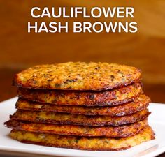 Fewer hashtags, more hash browns