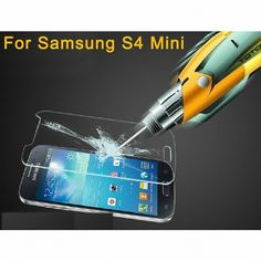 Find More Screen Protectors Information about Premium Tempered Glass Screen Protector Protective Film For Samsung Galaxy S4 Mini I9190 screen protector protector de pantalla,High Quality film display,China film matte Suppliers, Cheap film pearl from Neuss Store on Aliexpress.com