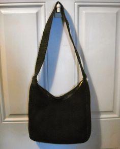 Black Shoulder Bag Medium #Unknown #ShoulderBag