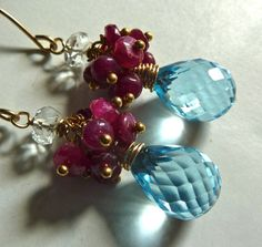 Hey, I found this really awesome Etsy listing at https://www.etsy.com/listing/72259515/july-and-december-birthstone-red-blue