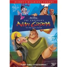 The Emperor's New Groove <3