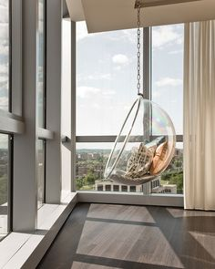 Simply does it :-) http://www.nest.co.uk/product/adelta-bubble-chair Image via Designed for Life.