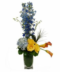Delphinium Dazzle Flower Delivery Birthday Gifts Miami Year Anniversary