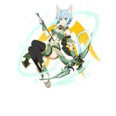 Sinon Ggo, Asuna, Online Anime, Online Art, Sao Characters, Asada Shino, Sword Art Online Wallpaper, Sword Art Online Kirito, Anime Poses