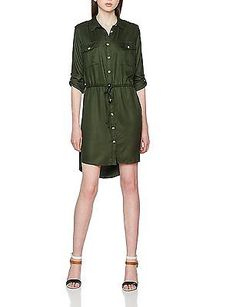 14 (Manufacturer size:42), Green (Green), Springfield Women's 5.t.Vestido Camise