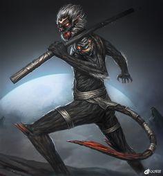 Shadow Wukong