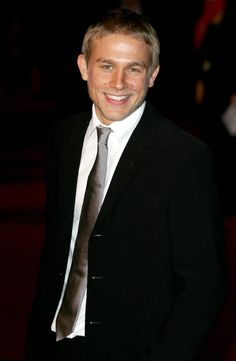 Pin for Later: Charlie Hunnam's Superhot Hollywood Evolution in 35 Photos 2006 Charlie attended the London premiere for Children of Men in September 2006.
