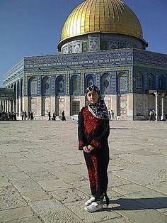 Proud Palestinian