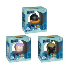 Funko Shop Exc- DORBZ Marvin The Martian DUCK DODGERS 3-PACK Ltd. Only 3000 Pc #Funko