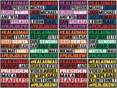 Partisipasi Nan Gembira: Sebuah Pengantar untuk Karya-Karya Kampanye oomleo Periodic Table, Places To Visit, Periodic Table Chart, Periotic Table