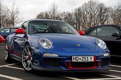 Porsche 997 GT3 RS 2010