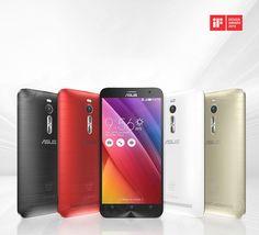 ASUS ZE551ML Android5.0 de núcleo cuádruple teléfono 4G w / 4 GB de RAM, 32 GB ROM - Gris - envío libre - DealExtreme