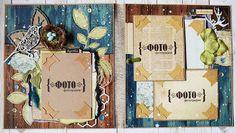 По следам проекта ФотоСкрапСмешение. 1,2,3 этапы. Scrapbooking, Cover, Books, Art, Art Background, Libros, Book, Kunst, Performing Arts