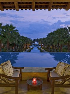 The St. Regis Punta Mita Resort—Altamira Reflecting Pool | bởi St. Regis Hotels and Resorts