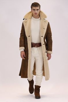 "Ralph Lauren Fall 2016 Menswear Fashion Show Nothing says ""style"" like Jedi Knight"