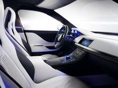 Jaguar Concept Truck Interior 4x4 2017 Models Conception Car
