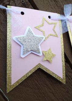 Twinkle Twinkle Little Star,Star Banner,1st birthday banner,Twinkle little star banner,Pink & gold banner,twinkle little star bday