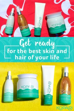 If you're the kind of girl who wants her skin moisturized, under eyes rescued, hair deep-conditioned and wrinkles humbled,—Kopari's starting lineup of multitasking coconut oils is your kind of beauty. Get yourself some Kopari coconut oil and get ready for the best skin and hair of your life. Visit KopariBeauty.com to see what's in store.