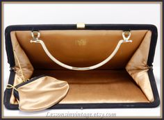 Vintage Convertible Evening Clutch by After Five