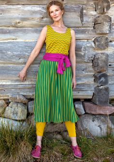 """Chelsea"" modal jersey skirt – SALE - Skirts & dresses – GUDRUN SJÖDÉN – Webshop, mail order and boutiques 