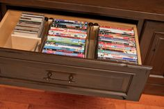 Have Too Many DVDs? Try These Clever DVD Storage Ideas for Solutions Do you have too many DVDs? Try these clever DVD storage ideas for solutions