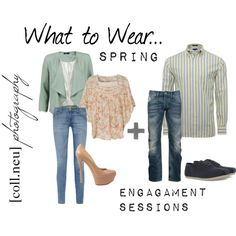 What to Wear... E-Sessions, created by collneu on Polyvore