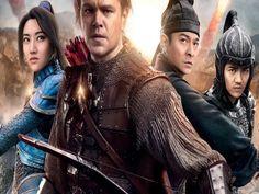Oriente y occidente se encuentran -literal y figuradamente- en esta coproducción chino-estadounidense dirigida por Zhang Yimou.