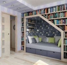 tumblr bedrooms | books love them bedroom teen bedroom oh snap pretty cool