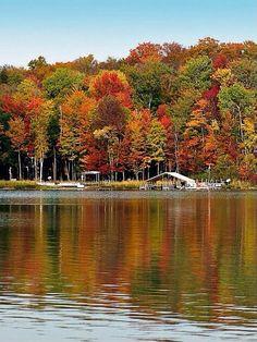 Walloon Lake, Michigan