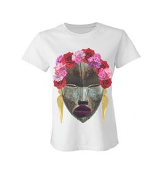 Image of Frida's Flowers Tee