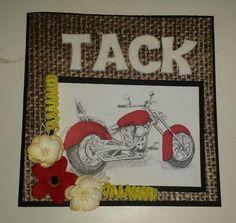 Motorcykel kort