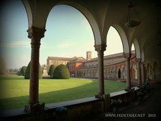 Certosa Monumentale, Ferrara, Italy. Visit Www.fedetails.net for more pics of Ferrara!, via Flickr.