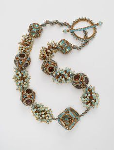 Victoria KingSeafoam Necklace