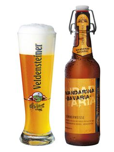 Veldensteiner Bierwerkstatt Mandarina Bavaria - Kaiser Bräuv - Germany