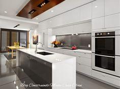 Consultoria de Decoração: Salas Pequenas Integradas com a Cozinha!
