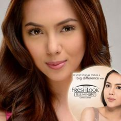 Actress du jour Julia Montes has not only proven her unique acting prowess, but is also blossoming into a bonafide style star. Love how she tops off her outfits with her signature doll eyes look, courtesy of FreshLook Illuminate circle lenses!  #SexySaturday #FreshLook #ContactLens #DollEyes #JuliaMontes #Sarabia #SarabiaOptical #Fashion #Celebrity #Sunglasses #Sunnies #Eyewear  *Photo via ABS-CBN